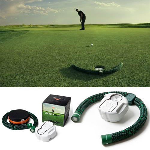 Fine Tune Golf Robocup Ball Return Robot