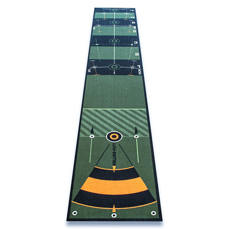 Wellingputt 10ft Standard Putting Mat - Click Image to Close