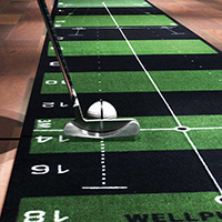 Wellingputt 10ft Standard Putting Mat