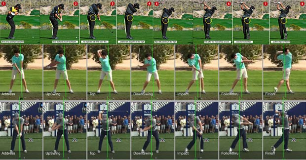 Swing Sample Images