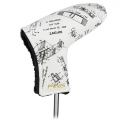 PING Patent Drawing Putter Cover