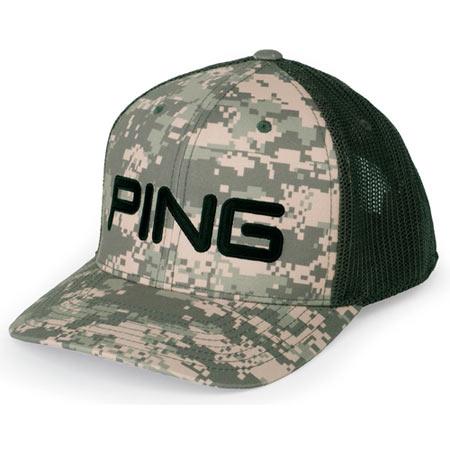 ピン PING ゴルフ Limited Edition Tour Mesh Digitial Camo Caps