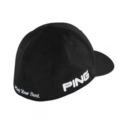Ping Tour Structured Hat Play Your Best Logo
