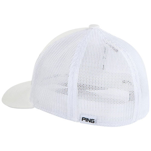 PING Fitted Sport Mesh Hat