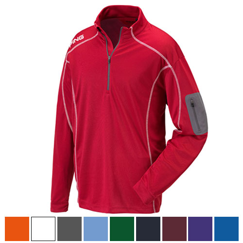 Ping Ranger 1/4 Zip Pullovers (#10F3104)