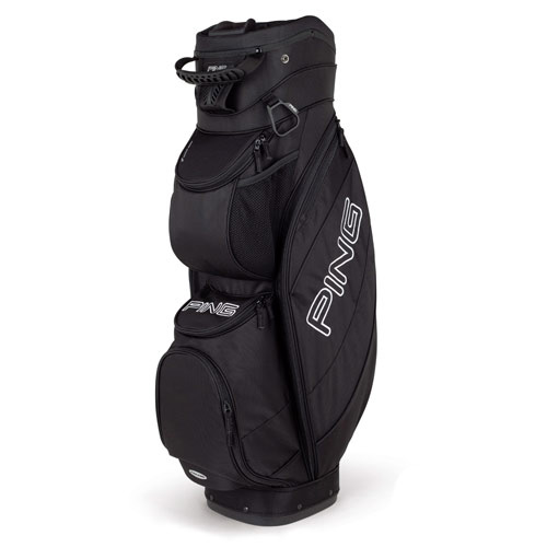 PING Traverse Black Cart Bag
