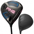 PING G LS TEC Pink Paint Drivers