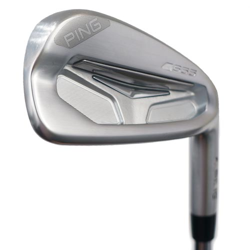 PING WRX S55 Back Grind Custom Irons