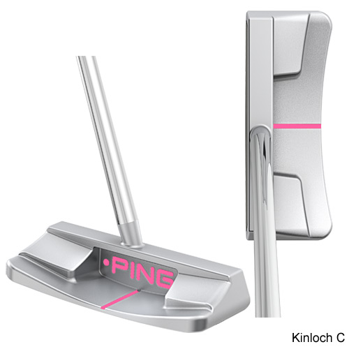 PING Sigma G Mallet Putter w/Pink Paint