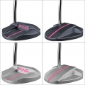 PING Vault Mallet Putter w/Pink Paint