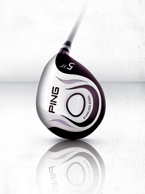 Ping Ladies Rhapsody Fairway Woods