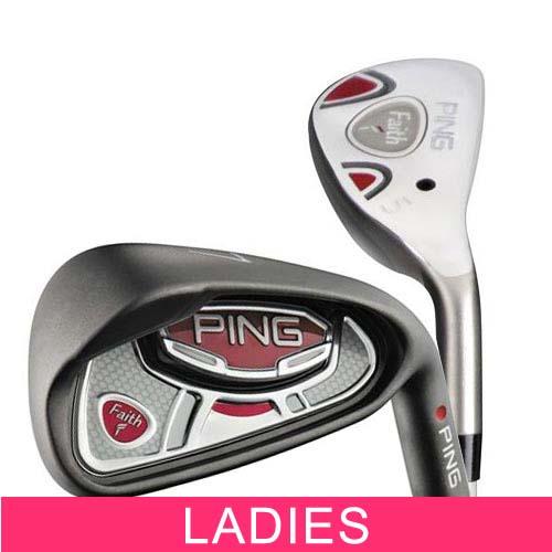 ピン PING ゴルフ Ladies Faith Irons