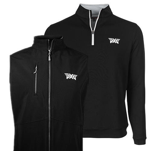 PXG Peter Millar Pullover and Vest