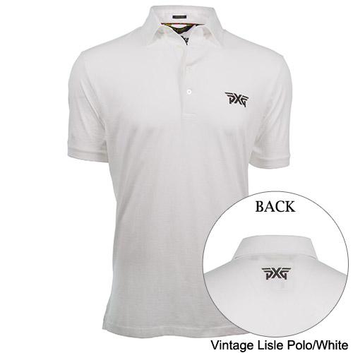 PXG Vintage Lisle Poloシャツ