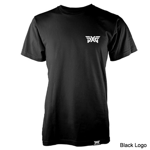 PXG Black Logo Tシャツ スペック
