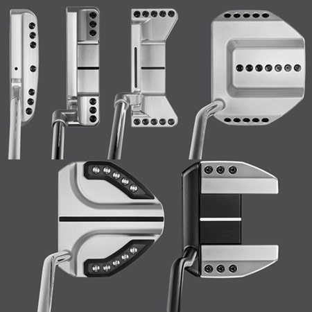 PXG Insert Milled putters