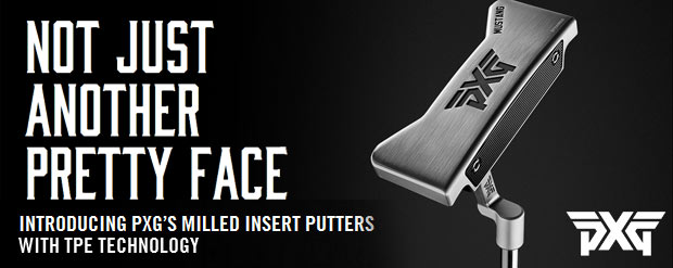 PXG Milled Putters