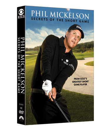 Phil Mickelson: Secrets of the Short Game 2-DVD Set