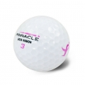 Pinnacle Ladies Gold with Pink Ribbon Logo One Dz