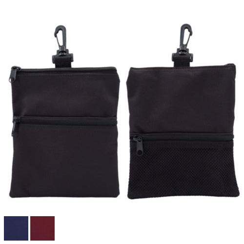 ProActive Zippered Caddy Pouches