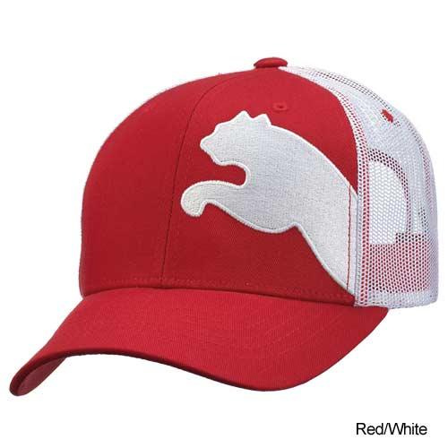 Puma Big Cat Snap Back Trucker Golf Caps (#PMGO2016)