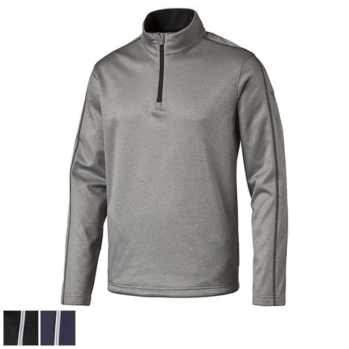 Puma Core Fleece 1/4 Zip Golf Popover