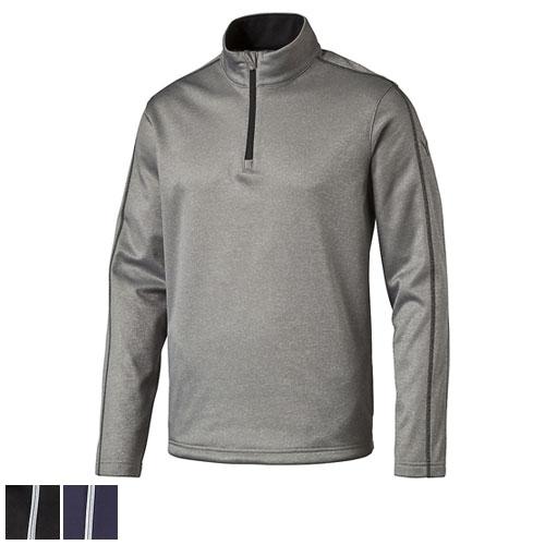 プーマ ゴルフ Core Fleece 1/4 Zip Golf Popover