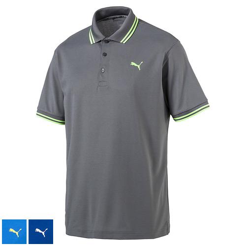 プーマ ゴルフ Essential Pounce Pique Golf Polo