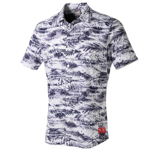 Puma Malbon Golf Shirt
