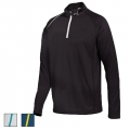 Puma 2012 1/4 Zip Long Sleeve Polo Shirts (#559968)