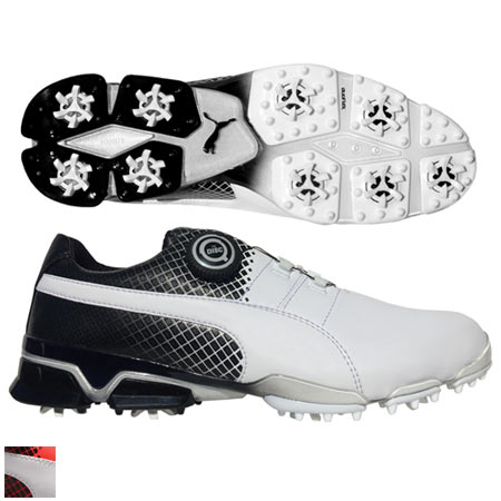 プーマ ゴルフ Special Edition TITANTOUR IGNITE DISC Golf Shoes