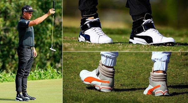 Puma Ignite Hi Tops Golf Shoes