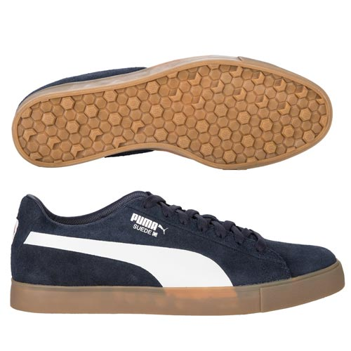 Puma Malbon Suede G Golf Shoes