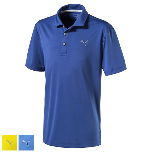 プーマ ゴルフ Juniors Essential Pounce Golf Polo