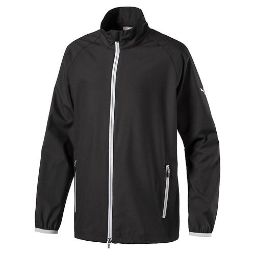 プーマ ゴルフ Juniors Full Zip Wind Golf Jacket