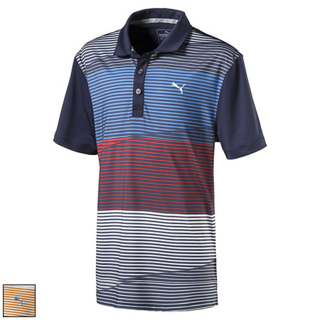 プーマ ゴルフ Juniors Levels Golf Polo