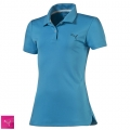 Puma Juniors Girls Pounce Golf Polo