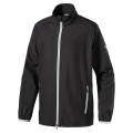 Puma Juniors Full Zip Wind Golf Jacket