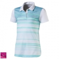 Puma Junior Girls Depths Golf Polo