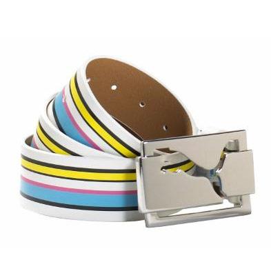 Puma Ladies Stripe Graphic Wide Belts (#051893)