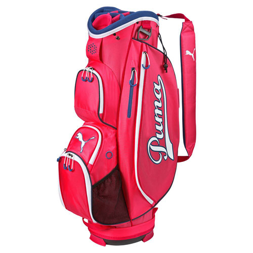 プーマ ゴルフ Ladies Superlite Cart Golf Bag