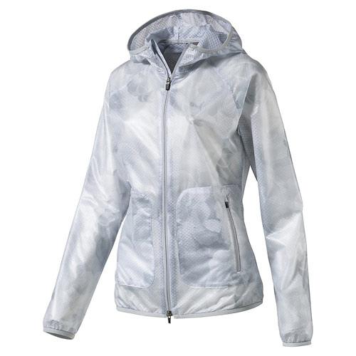 プーマ ゴルフ Ladies Elevated Wind Golf Jacket (#572301)