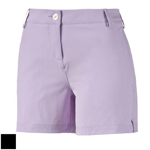 プーマ ゴルフ Ladies Scoop Golf Shorts