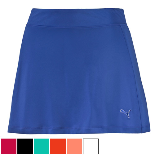 プーマ ゴルフ Ladies Solid Knit Golf Skirt