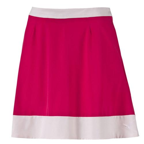 プーマ ゴルフ Ladies Flare Golf Skirt/プーマゴルフレディースフレアゴルフスカート【ゴルフウェアPuma(プーマ)】/PMA0311/Puma(プーマ)/激安クラブ USAから直送【フェアウェイゴルフインク】