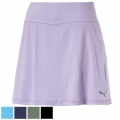 Puma Ladies PWRSHAPE Solid Knit Golf Skirt (#574542)