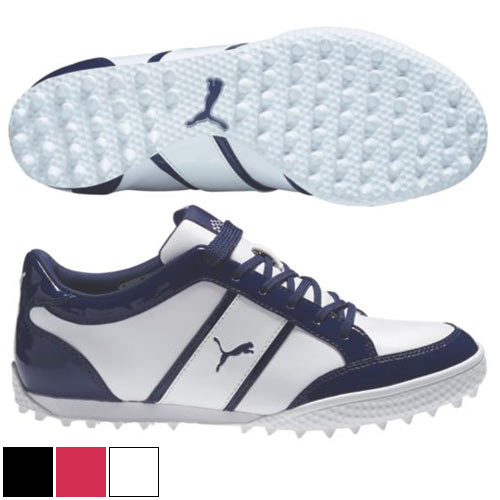 プーマ ゴルフ Ladies Monolite Cat Golf Shoes