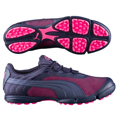 Puma Ladies Sunnylite V2 Mesh Golf Shoes (#189627)