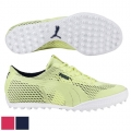 Puma Ladies Monolite Cat Woven Golf Shoes (#190611)