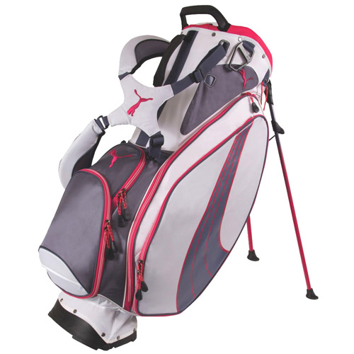 プーマ ゴルフ Ladies Formstripe Stand Golf Bag